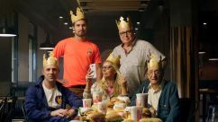 "Burger King ""Reyes"""