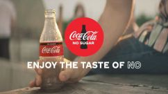"Coca-Cola ""No Sugar"""